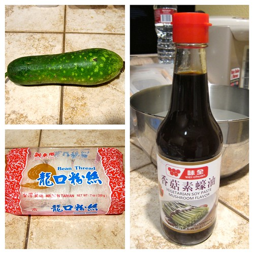 Hairy Cucumber | Vermicelli | Vegetarian Oyster Sauce
