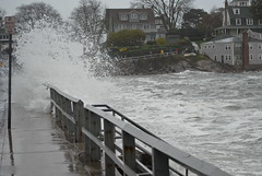 Hurricane Sandy & Marblehead [Front Street 9