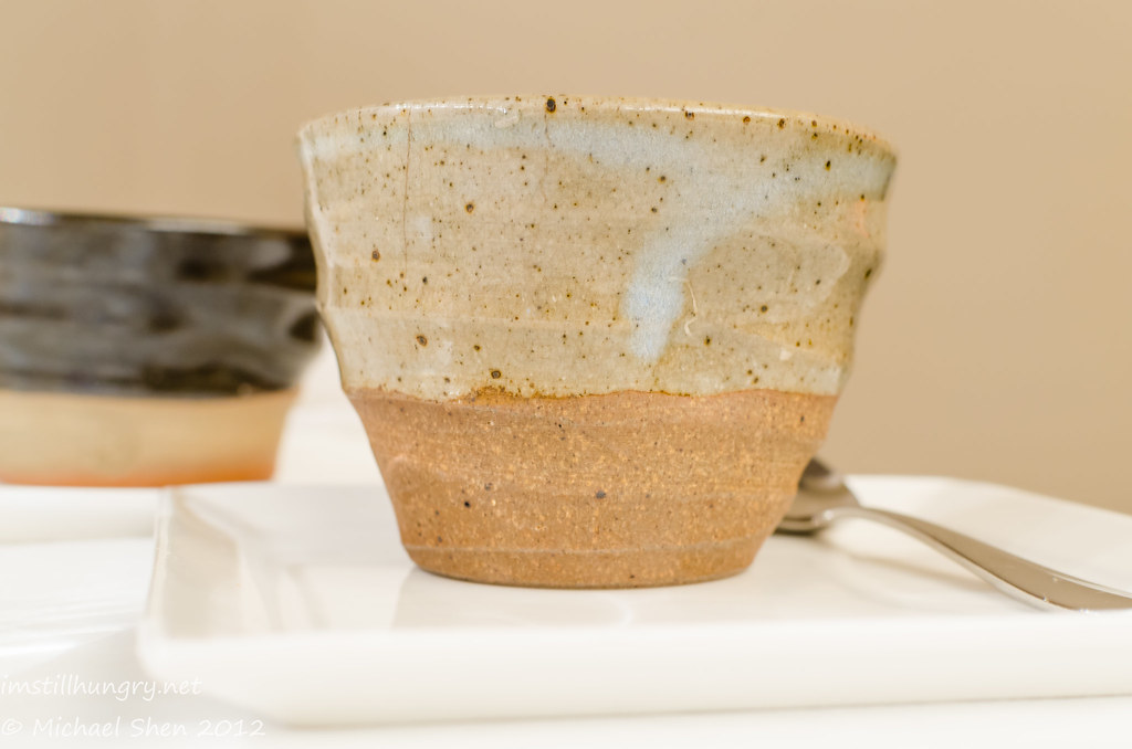 Tetsuya's - handcrafted tea cup