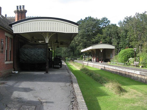 Baynards Station