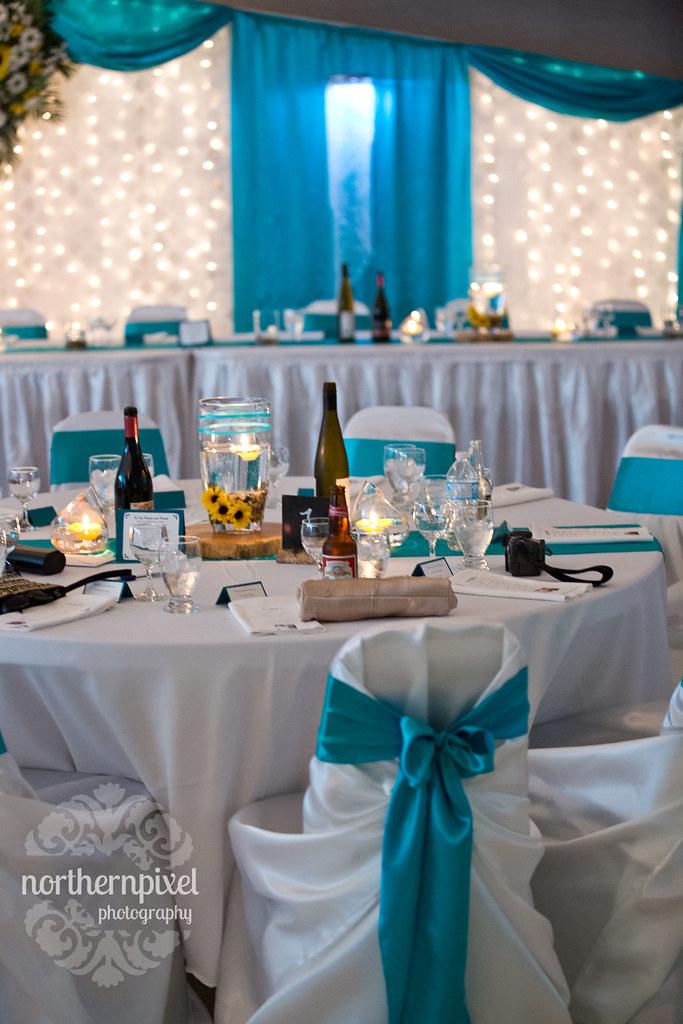 Blackburn Hall Wedding Reception