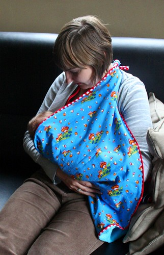 borstvoeding openbaar