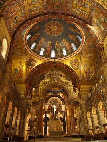 Cathedral Basilia - St Louis, MO by Indro Images