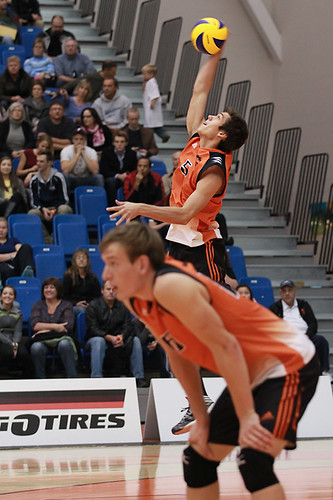 WOLFPACK ELIMINATED FROM CANADA WEST MEN'S VOLLEYBALL ...