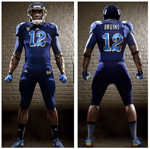 UCLA 2012 - Uni for game vs Arizona