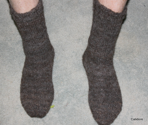 New Socks for Ashley