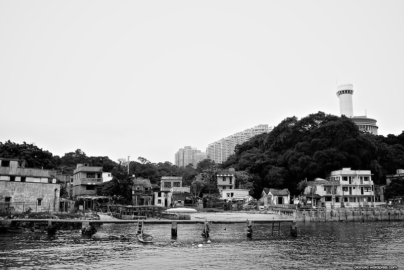 The Old Ma Wan Village