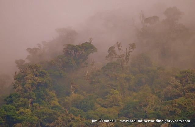 quetzales trail panama