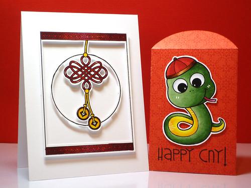 Happy CNY & CNY Charm