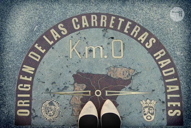 BlancoRoto+km 0+madrid