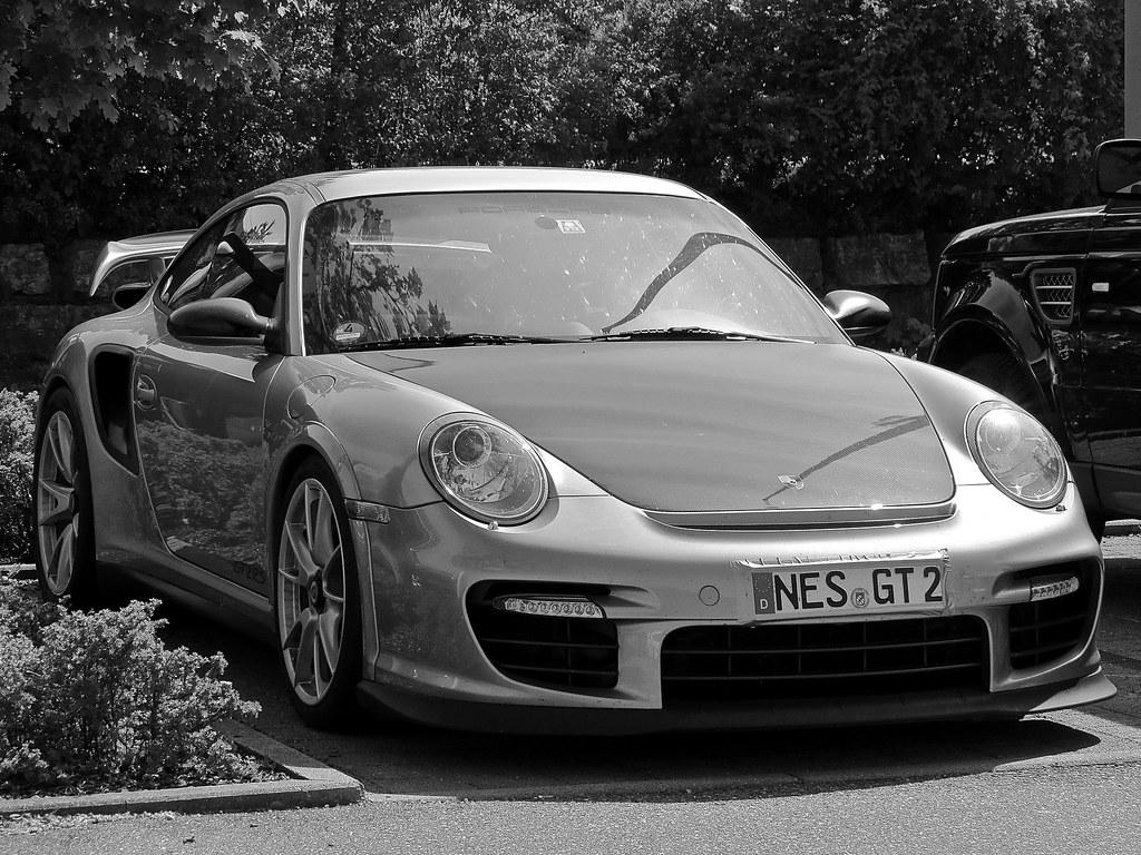 Spotted Porsche Gt2 Rs Stuttgart Germany Mind Over Motor