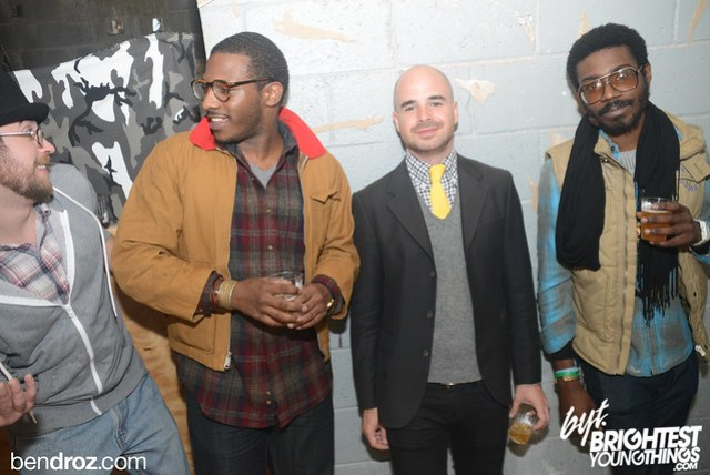 Oct 18, 2012-Know Fashion . No Kings Collective and KOLTON J 109 - Ben Droz