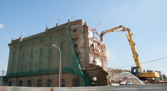 Demolicion edificio ferroviarios junto PIAC_7