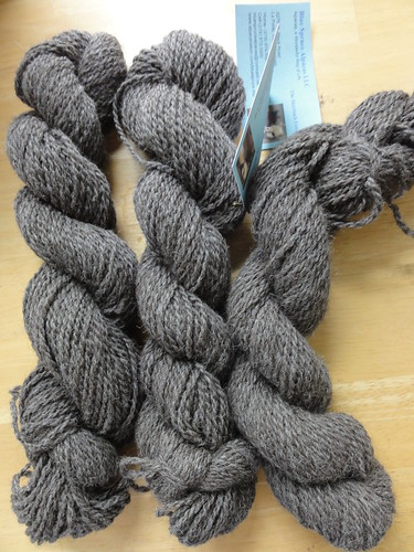 Blue Spruce Alpacas yarn