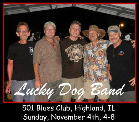 Lucky Dog Band 11-4-12