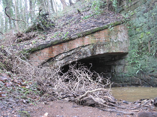 Spa Wood Culvert
