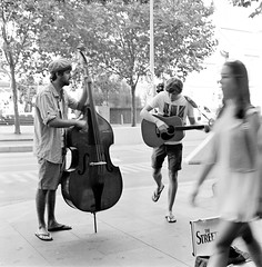 Melbourne Street Music