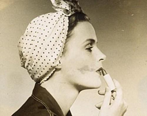 fashion and beauty 1940s