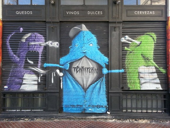 San Telmo storefront