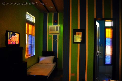 Purple Fountain Courtyard Inn, Puerto Princesa, Palawan