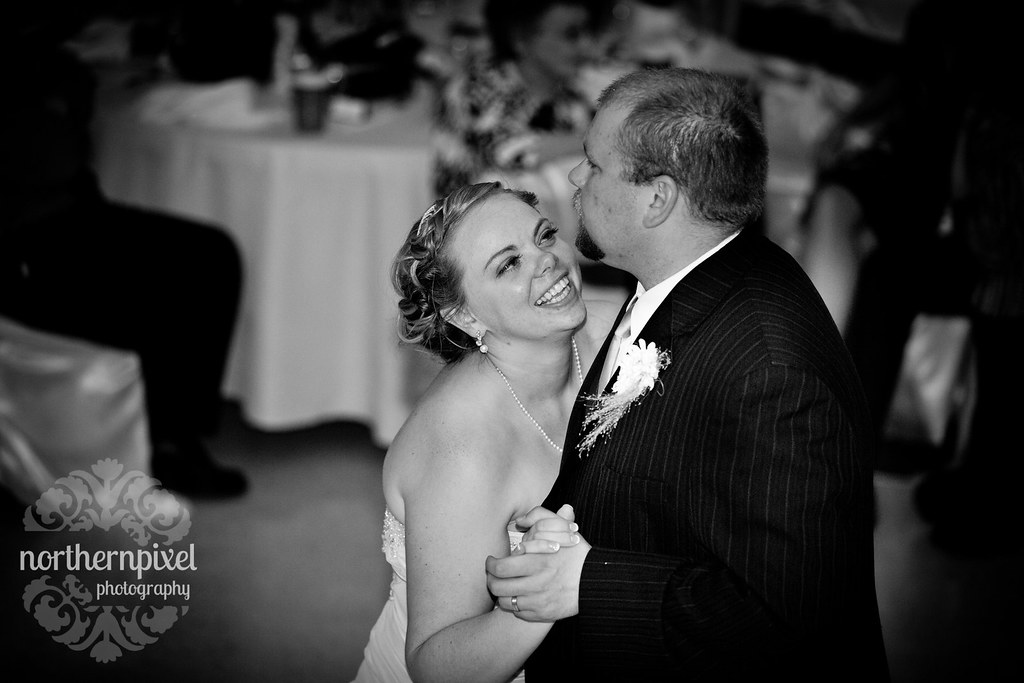Janelle & Dan Wedding - First Dance