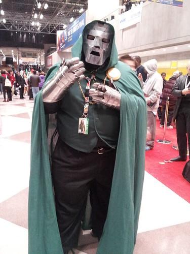 Dr. Doom Cosplay