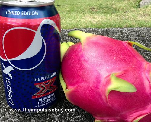 Dragonfruit Pepsi X 2