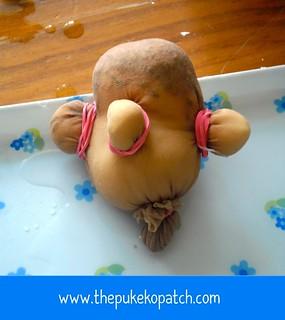 Bald Grass Head