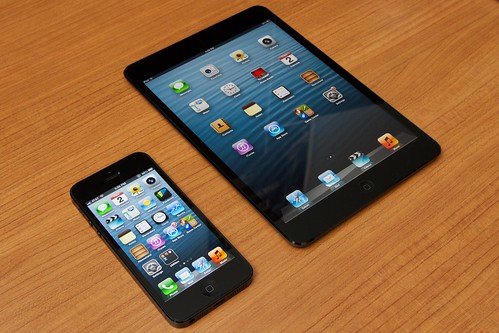 iPhone 5 & iPad mini
