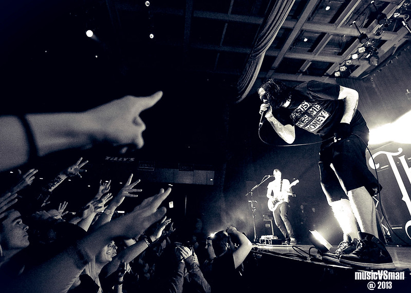 The Used @ The Pageant