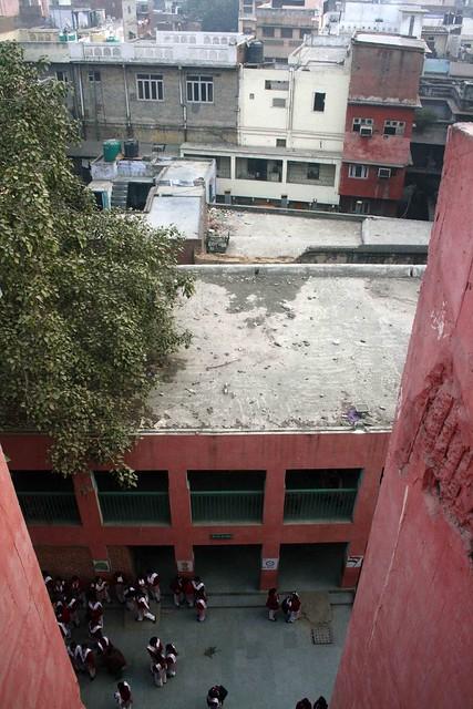 City Landmark – SKV School, Zeenat Mahal, Lal Kuan