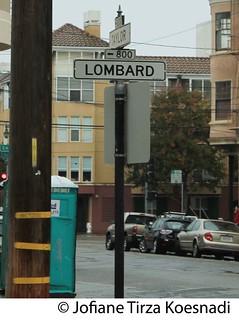 SF - lombard street - 1