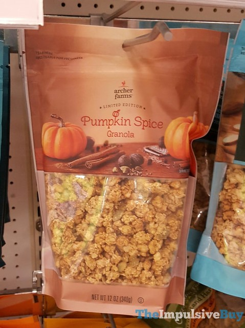 Archer Farms Limited Edition Pumpkin Spice Granola