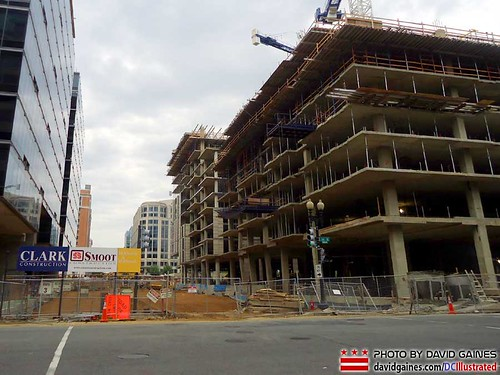 Future 10th Street Cutting Through CityCenterDC
