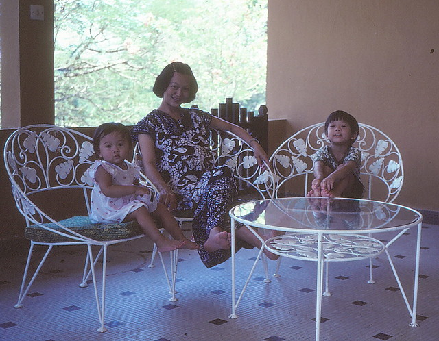 1981 - Me, Mum, Shan