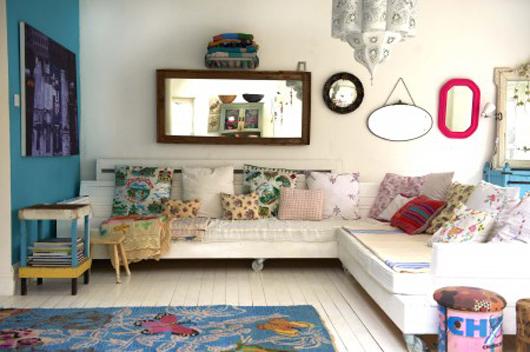 Debi Treloar's London Home