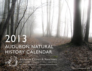 Natural History Calendar 2013 Cover