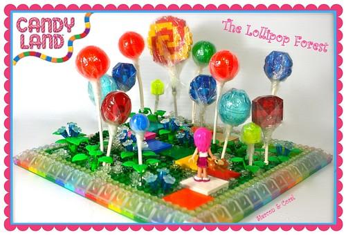 Lollipop Forest (Candy Land)