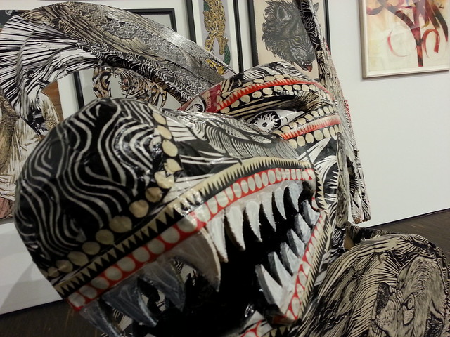 ART & TOYS Exhibition (Selim Varol)