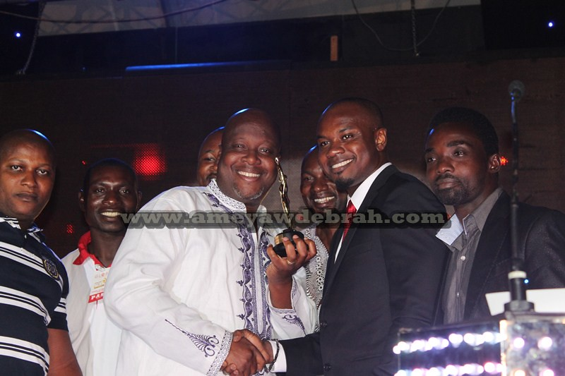 Globa Radio and TV Personality Awards 2012