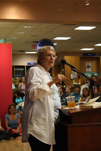 Lois Lowry @ BookPeople 10.15.2012_0815