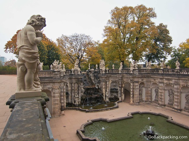 Nymph's Fountain