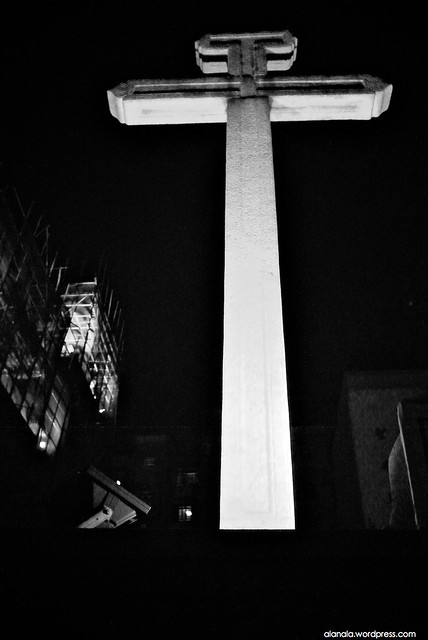 The Cross of the St. Anthony's Church