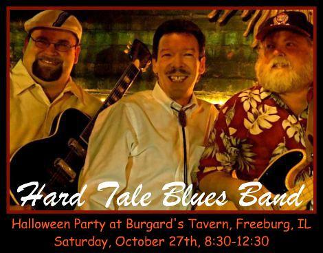 Hard Tale Blues Band 10-27-12