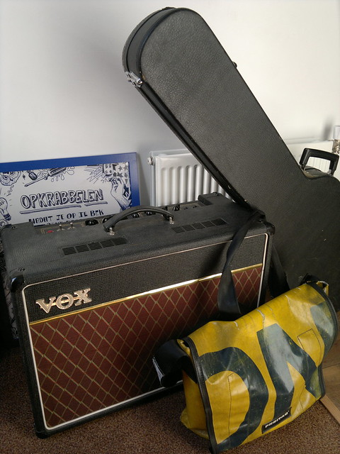 Ready to be played loud