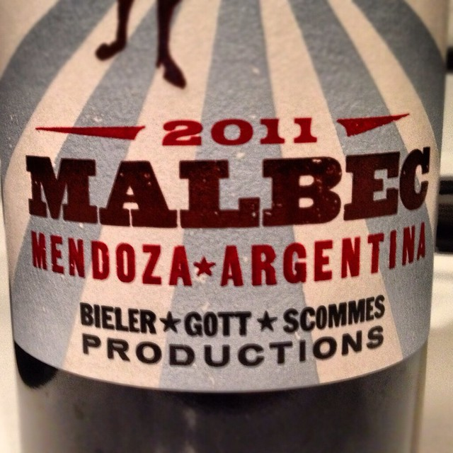 The Show: Argentinian Malbec
