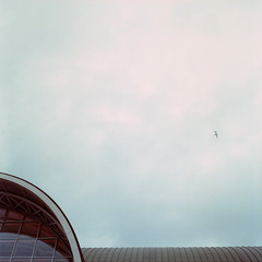 il cielo sopra la Garbatella