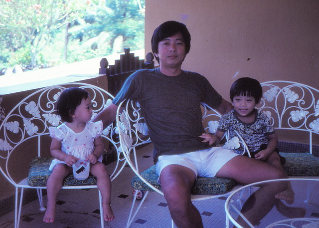 1981 - Me, Paps, Shan