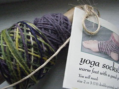 Solitude Wool Yoga Socks Kit
