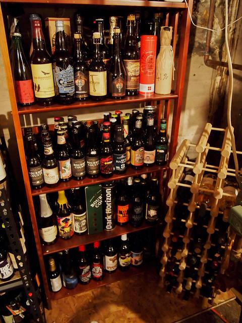 2013 Beer Cellar